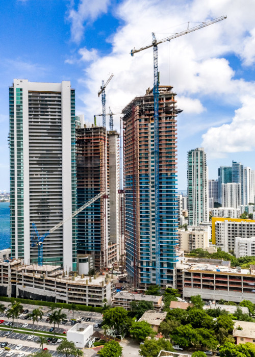 DEFT CLAIMS | HIGH RISE BUILDINGS UNDER CONSTRUCTION